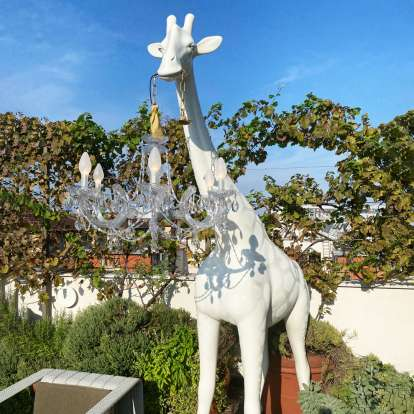 Giraffe in Love M Outdoor photo gallery 2