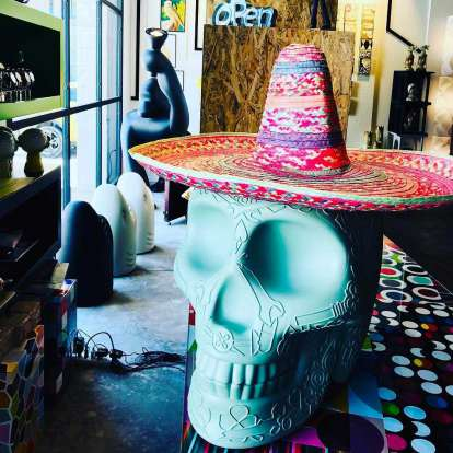 Mexico Stool and Side table photo gallery 8