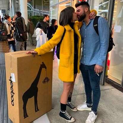 Giraffe in Love XS photo gallery 14