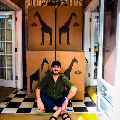 Giraffe in Love XS photo gallery 16