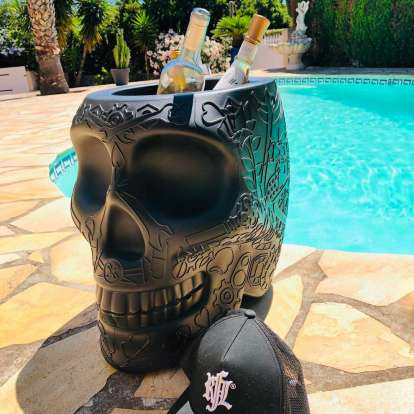 Mexico Planter and Champagne Cooler photo gallery 1