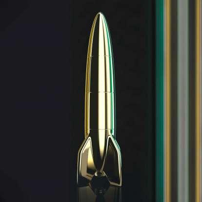 V-2 Schneider Lamp Metal Finish photo gallery 3