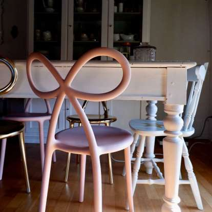 Ribbon Chair - Set of 2 pieces photo gallery 19
