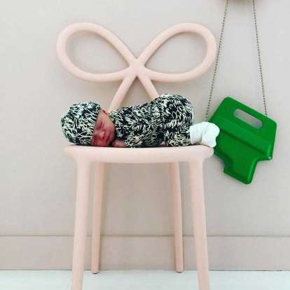 Ribbon Chair - Set of 2 pieces photo gallery 2