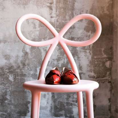 Ribbon Chair - Set of 2 pieces photo gallery 5