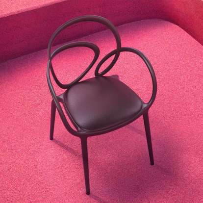 Loop Chair With Cushion - Set of 2 pieces photo gallery 5