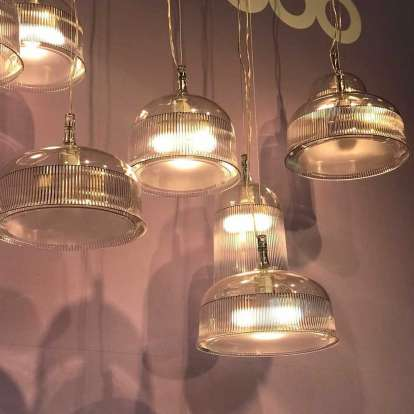 Goblets Ceiling Lamp Wide photo gallery 2